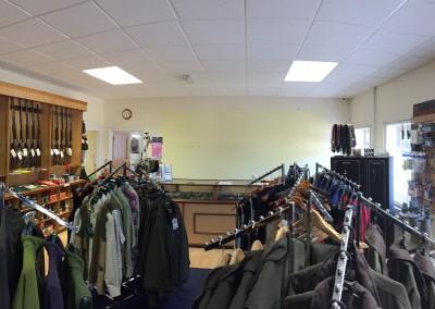Beretta Shop-in-Shop Norfolk Stage 1