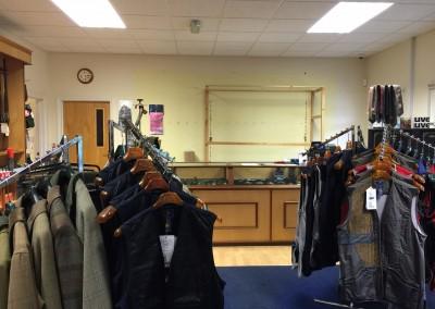 Beretta Shop-in-Shop Norfolk Stage 2