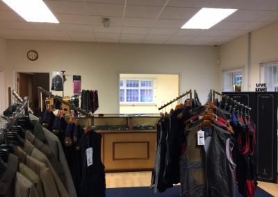 Beretta Shop-in-Shop Norfolk Stage 4