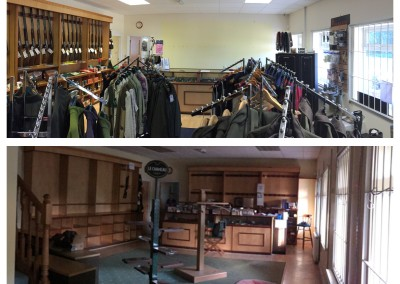 Shop before and after 1