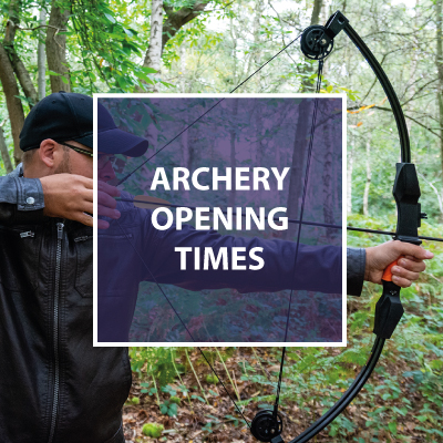 Archery Opening Times
