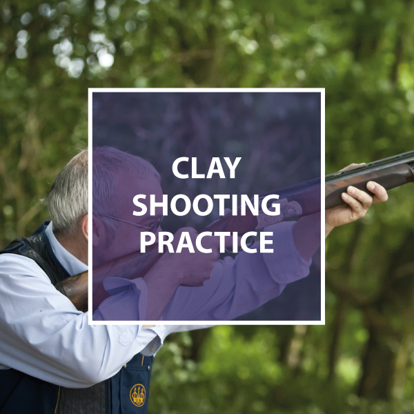 Clay Shooting Open Practice