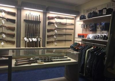 Beretta Shop-in-Shop Mid Norfolk Shooting Ground 5