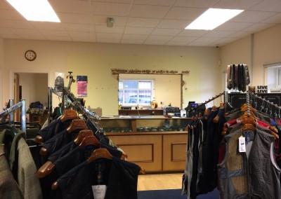 Beretta Shop-in-Shop Norfolk Stage 3