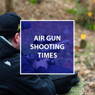 Air Gun Shooting Times