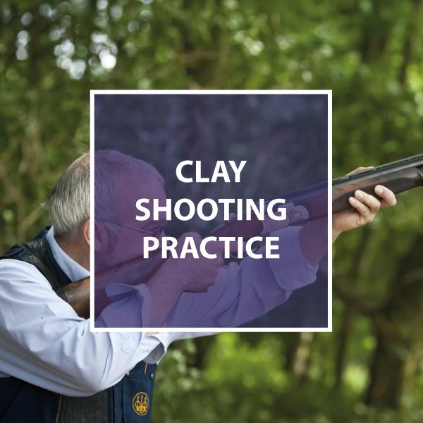 Clay Shooting Open Practice